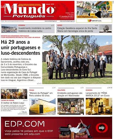 O Emigrante - Mundo Português
