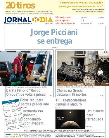 Jornal do dia