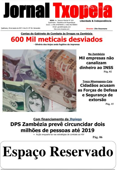 Jornal Txopela