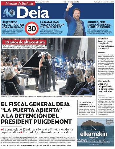 Deia-Noticias de Bizkaia
