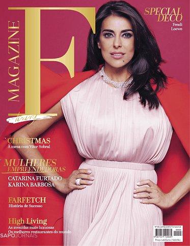 F Magazine Luxury  Angola