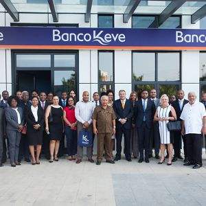 Banco Keve inaugura duas novas agências