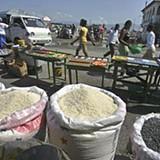 África importou 43 milhões de toneladas de alimentos em 2011