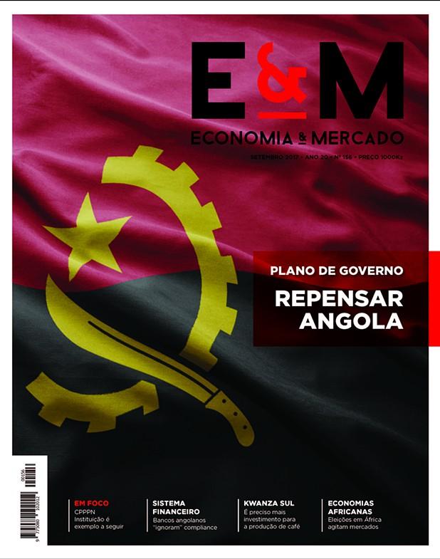 PLANO DE GOVERNO: REPENSAR ANGOLA