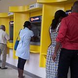 O volume de transacções automáticas registou uma redução