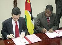 Moçambique vai comprar 7.5% das acções da HCB vendidas por Portugal