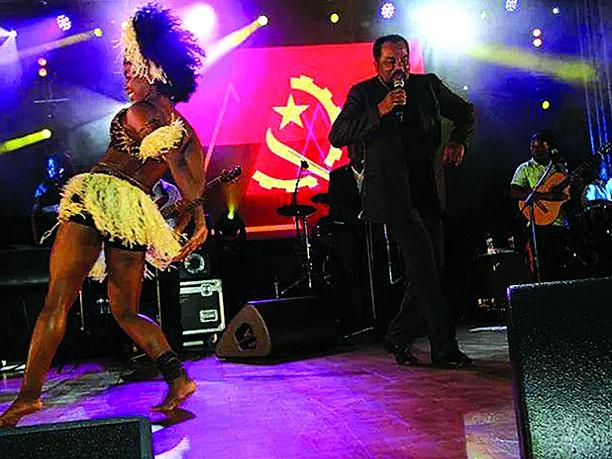 Bernadeth Mabungo: Viver ao ritmo da kizomba