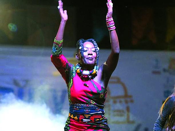 Fusão da Dikanza e do Ngoni