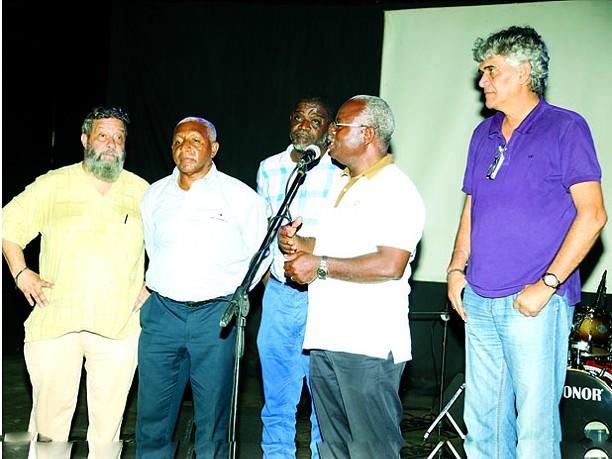 Homenagem ao Duo Tchisosi anima o espírito kixímbula