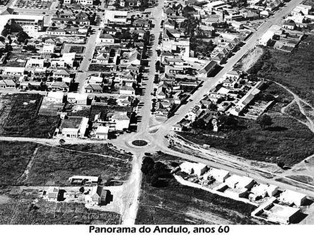 ANDULO, IDA E VOLTA