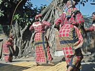 Tufo, a dança das muthianas horeras