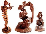 Mayembe, Pureza escultural antropoplástica
