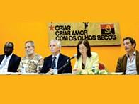 """Conferência Literária: """"Itália Encontra Pepetela"""""""