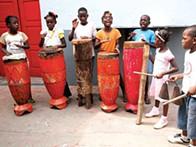 Kudissanga: Batuque é Raiz