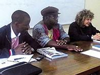 Duas históricas aulas literárias na FLUL