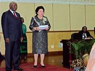Moçambicanos falam de Agostinho Neto