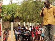 Teatro cada vez mais angolano