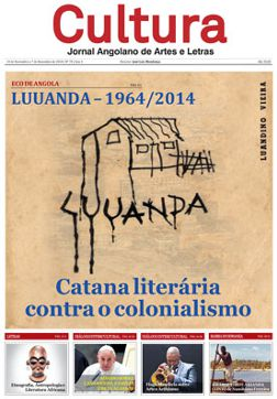 Catana literária contra o colonialismo