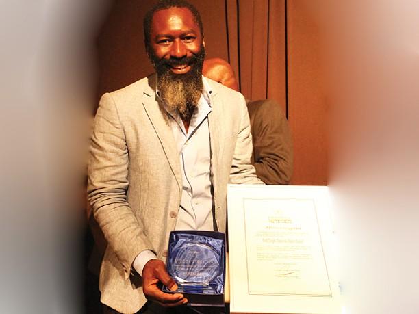 David Caracol brilho maior do Njinga Mbande
