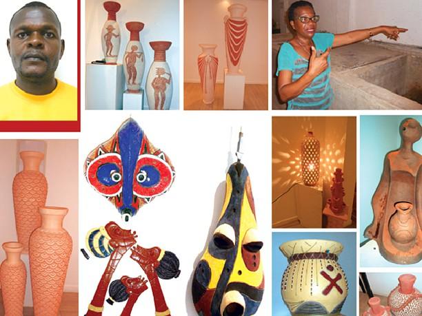 CELAMAR: apresenta  OUTRA OPÇÃO de cerâmica colectiva