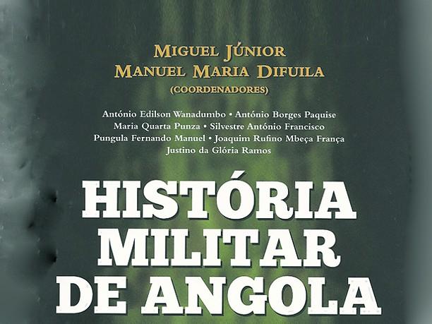 História militar de Angola