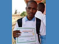 Concurso de poesia em Benguela