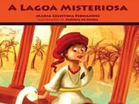 Crianças vão ler 'A Lagoa Misteriosa'