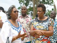 Dia da Cultura em Cabinda - Rosa Silva anuncia retoma do FENACULT - Ervanário Luís Sambo, uma figura incontornável