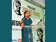 Troféu Raça Negra -  Agostinho Neto relembrado e homenageado no Brasil