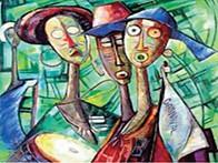 Um olhar prévio sobre exposição de 10 artistas plásticos angolanos em Londres