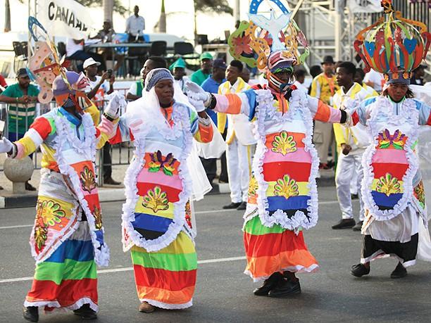 O Carnaval Luandense como Identidade Cultural Nacional