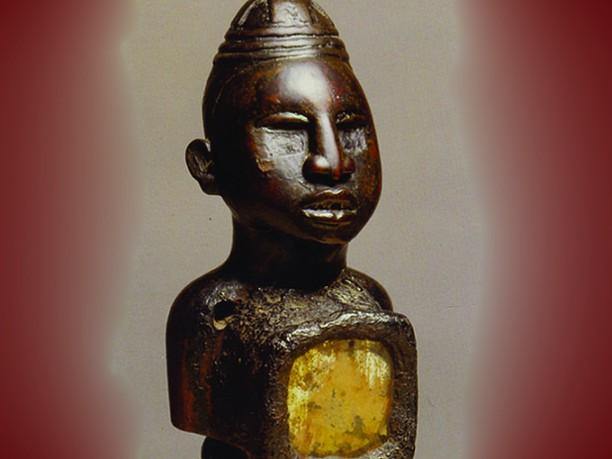 Línguas bantu e Cultura bantu:O Deus do fogo