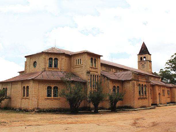 Igreja da Missão de Kaconda Classificada como Património Histórico-cultural