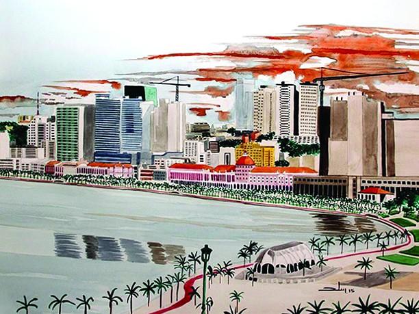 Kianda: A cara desta cidade Luanda