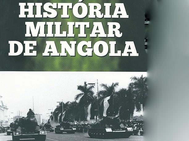 História militar de Angola: Uma obra pioneira