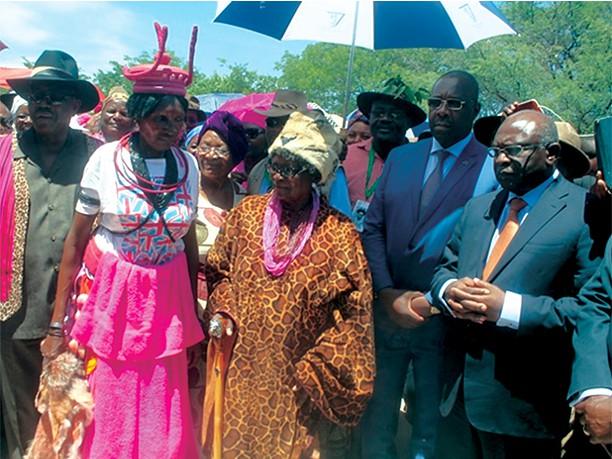 População celebra Centenário da morte do Rei Mandume em Oihole