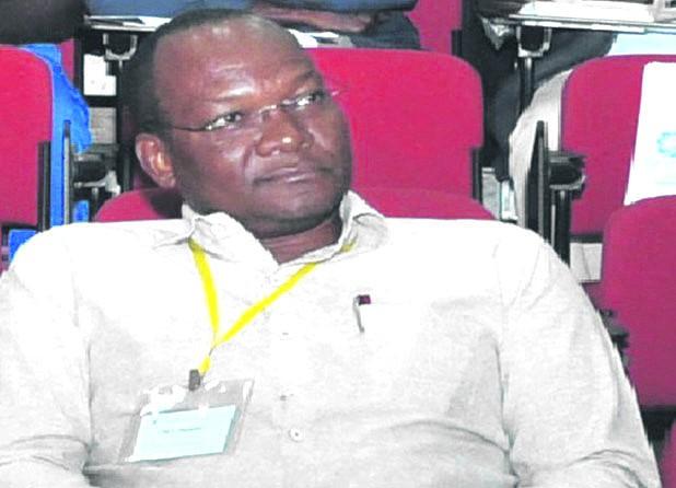 Professor universitário moçambicano Francisco Noa: