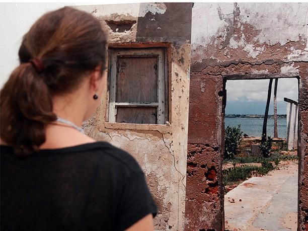 António Ole abre 3ª edição do Vidrul Fotografia Uma lente atenta à vida da Ilha do Cabo