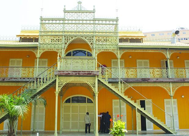 Palácio de Ferro: Imóvel com carácter de excepção