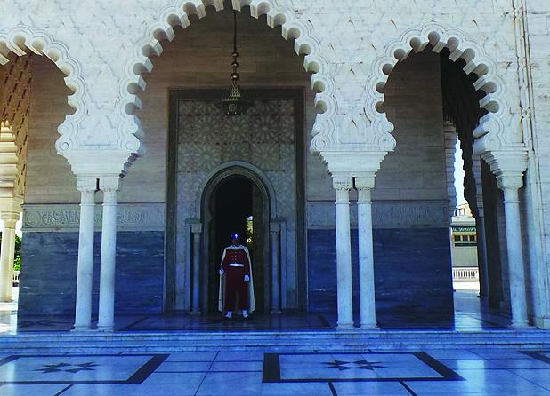 Lealidade Real no Reino de Marrocos