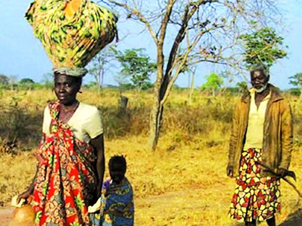 ULONGA A saudação enquanto instituição na sociolinguística Umbundu