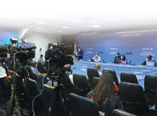 Covid-19: Angola mantém os 48 casos positivos nas últimas 24 horas