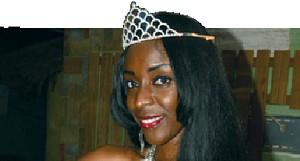Indira da Costa eleita Miss Uíge 2014