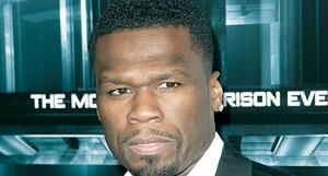 50 Cent escapa à prisão por violência doméstica