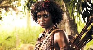 Filme sobre Rainha Njinga estreia amanhã no Belas