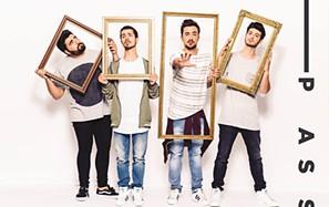 Os ÁTOA  estream  novo single, o inédito 'A Cada Passo'