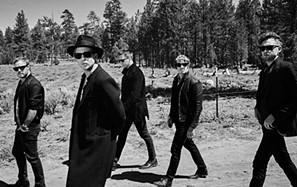 A banda de Ryan Tedder acaba de lançar