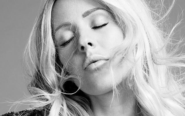 Ellie Goulding confirma nova parceria com o Dj Calvin Harris