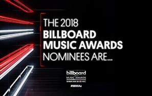 Vejam os indicados aos Billboard Music Awards 2018