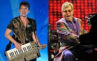 """Encontro de gerações: """"After All"""" junta Elton John e Charlie Puth"""